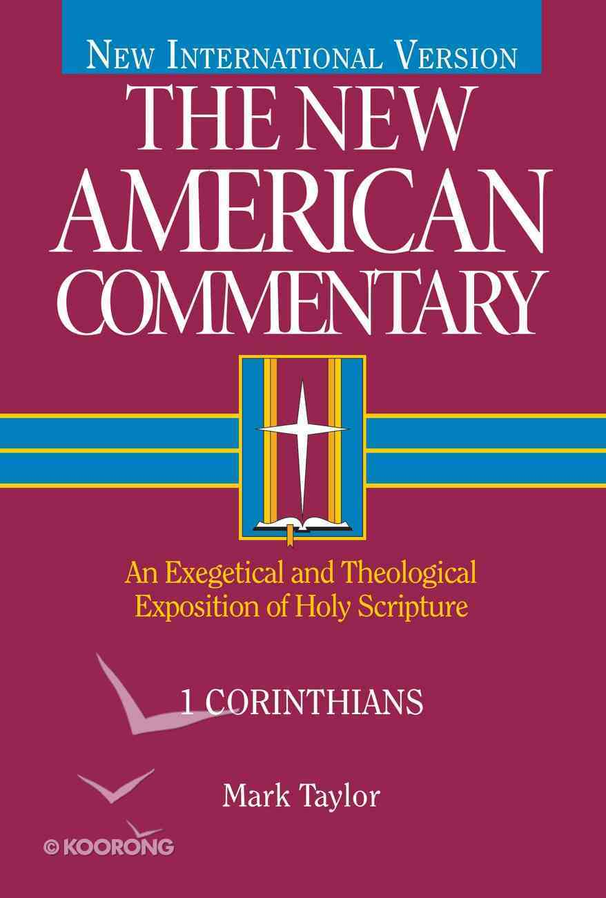1 Corinthians (#28 in New American Commentary Series) Hardback