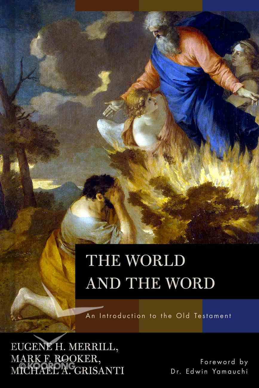 The World and the Word Hardback