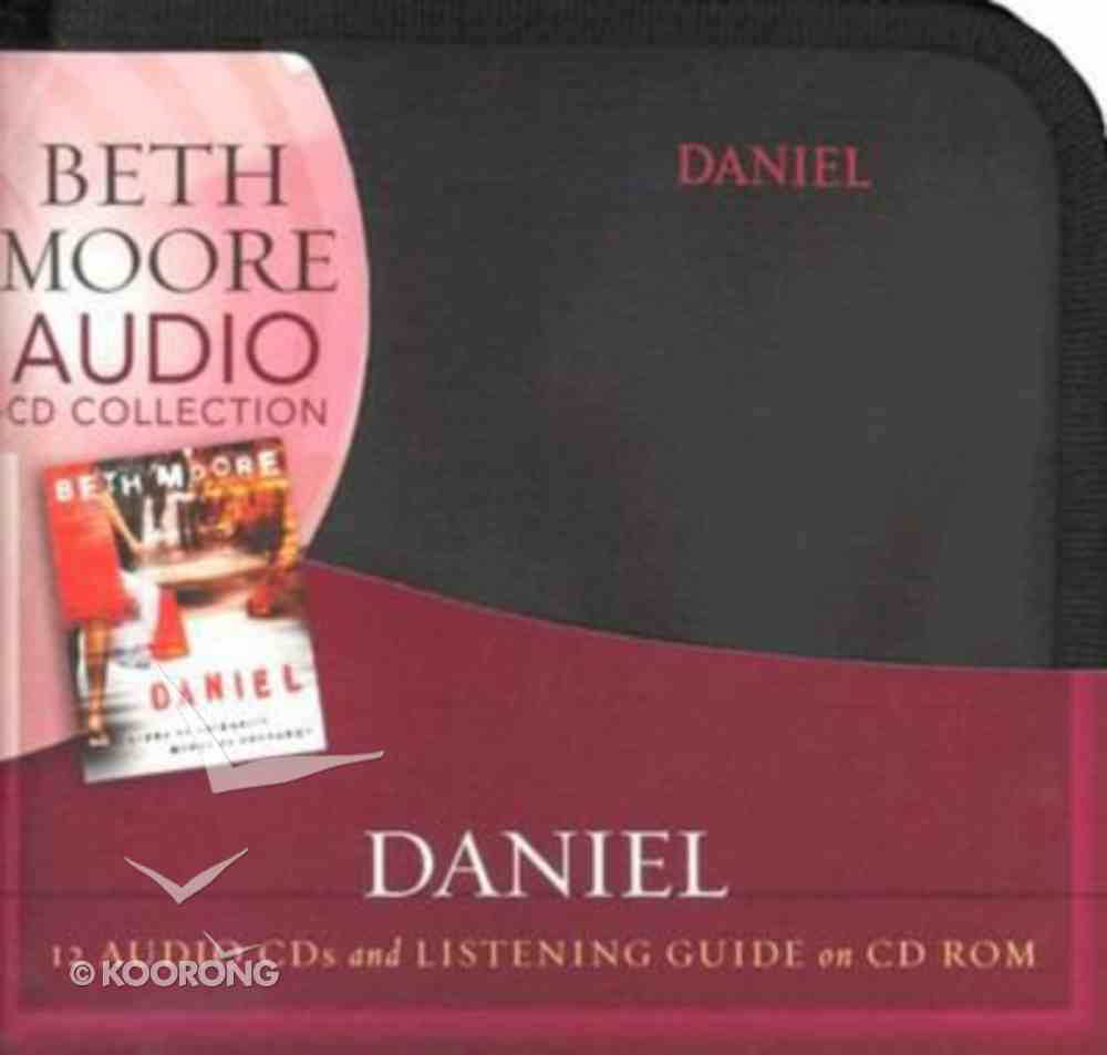 Daniel - Lives of Integrity, Words of Prophecy (Beth Moore Bible Study Audio Series) CD
