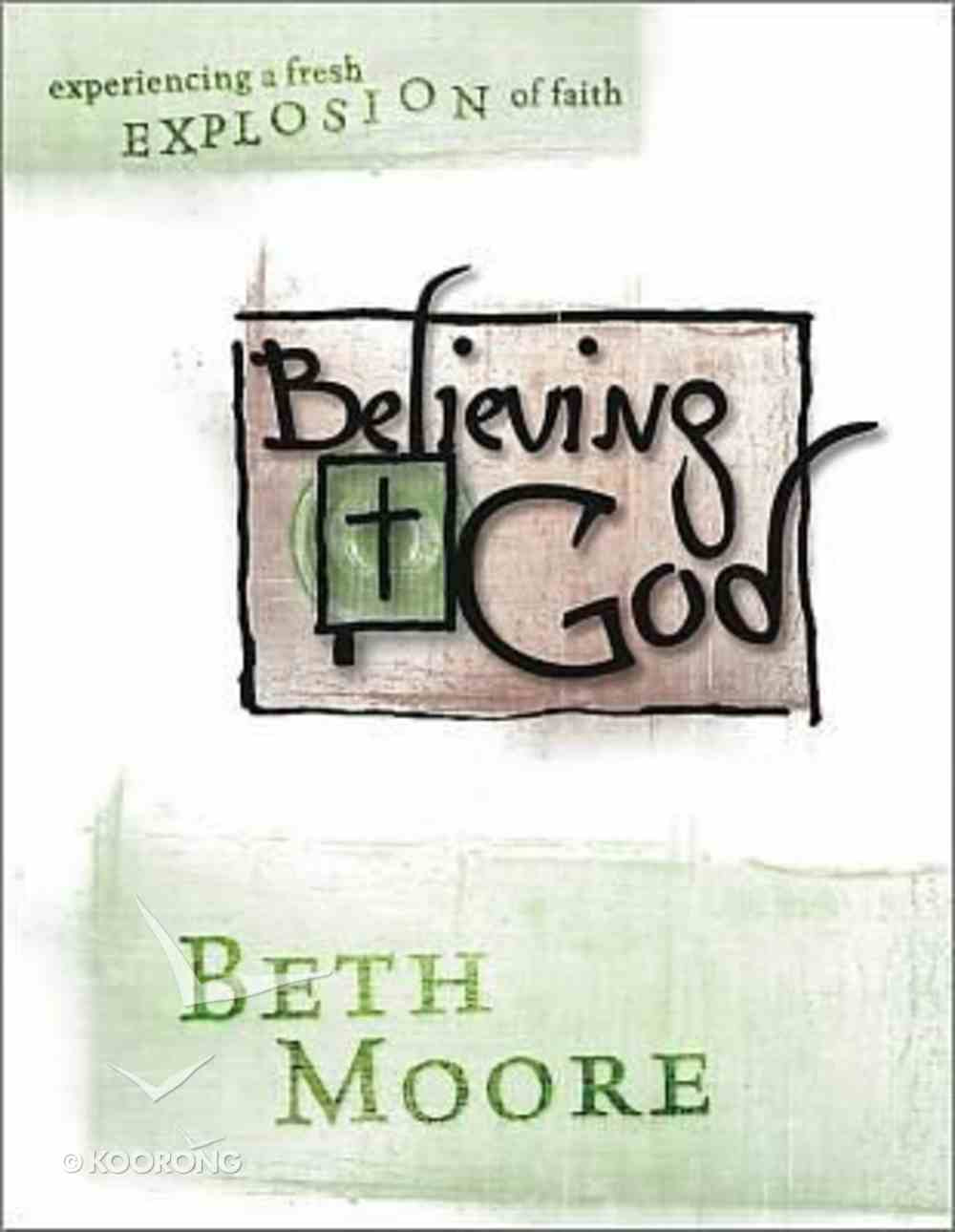 Believing God CD