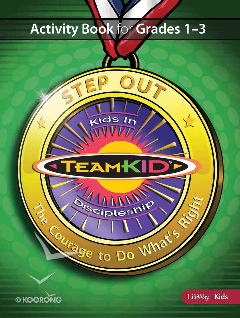 Teamkid: Step Out Grades 1-3 (Activity Book) Paperback