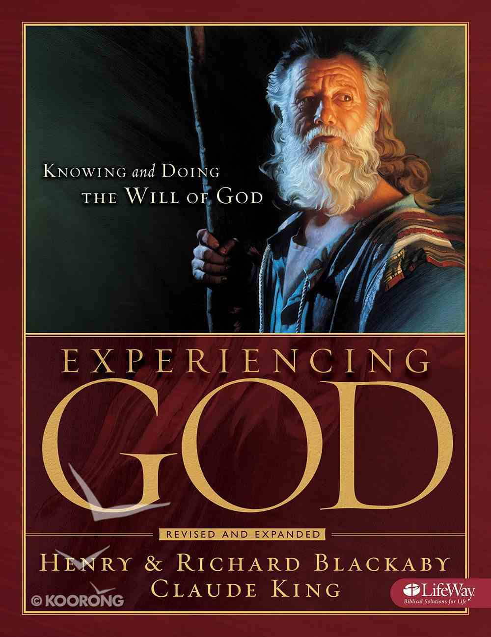 Experiencing God (Revised 2007) (Member Book) Paperback