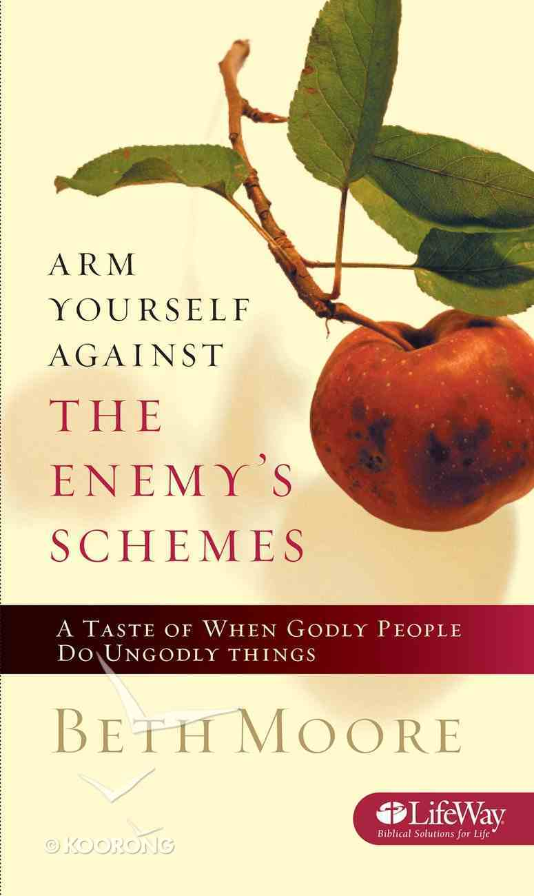 Arm Yourself Against the Enemy's Schemes Booklet