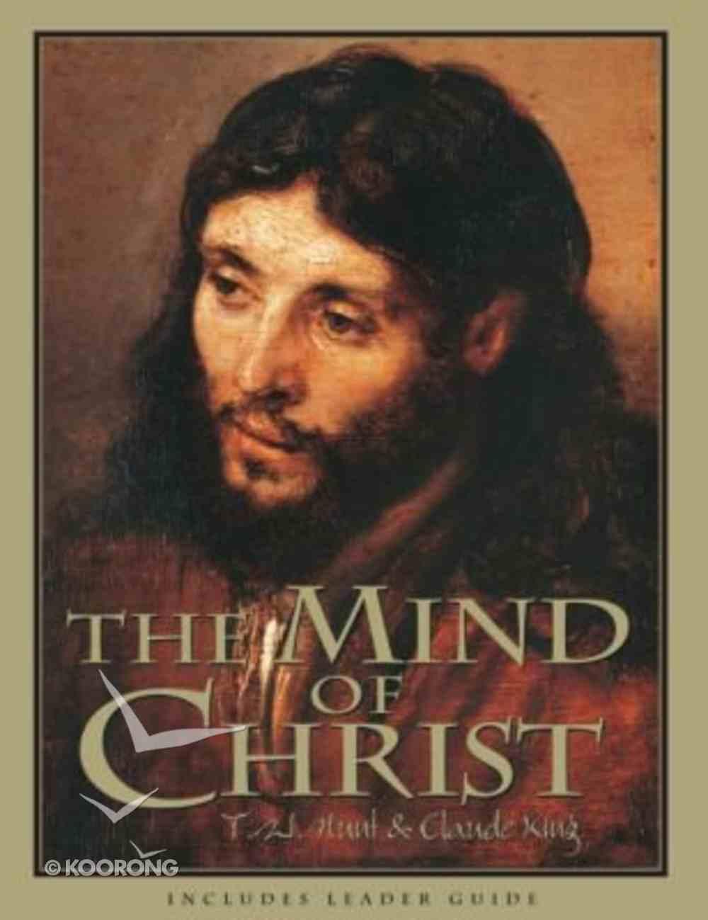 The Mind of Christ (Member Book,) Paperback