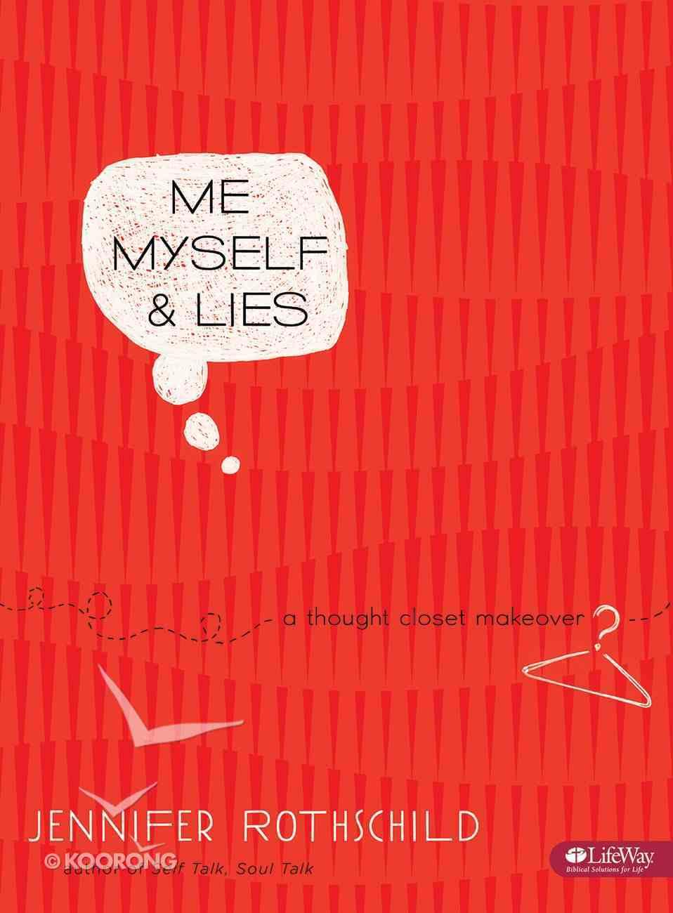 Me Myself & Lies (Member Book, 7 Sessions) Paperback