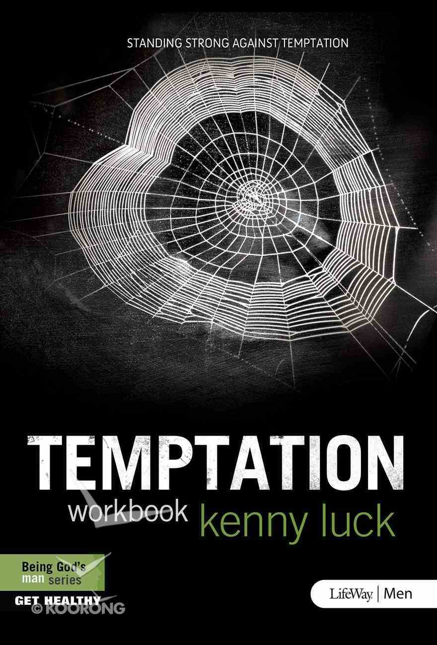 Temptation (Members Book) (Being God's Man Series) Paperback