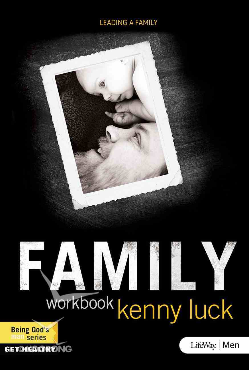 Leading a Family (Member Book) (Being God's Man Series) Paperback