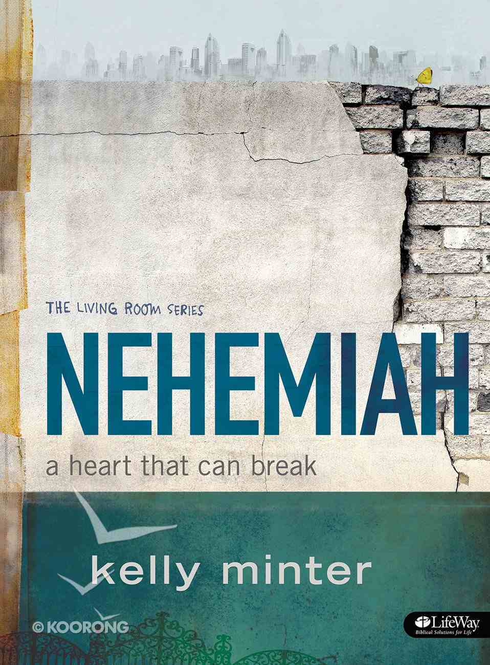 Nehemiah (Member Book, 7 Sessions) (The Living Room Series) Paperback
