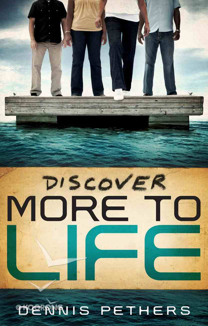 Discover More to Life (Member Book) (More To Life Series) Paperback
