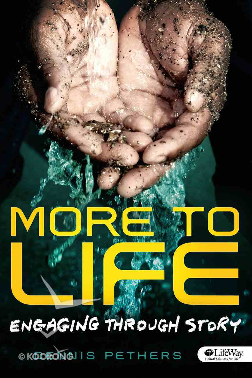 More to Life (Member Book) (More To Life Series) Paperback