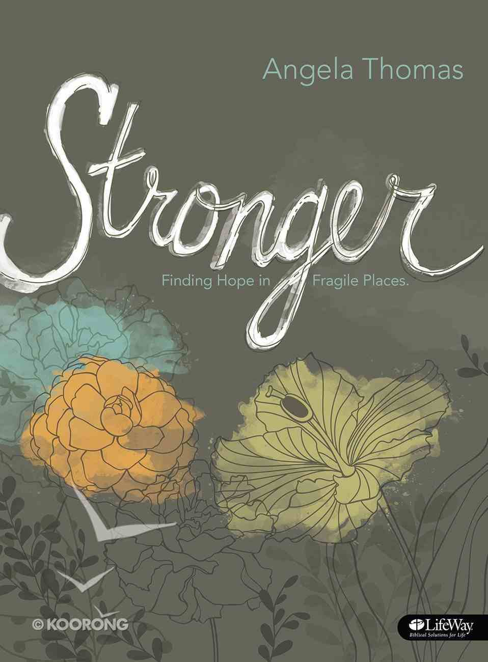 Stronger (7 Sessions) (Member Book) Paperback