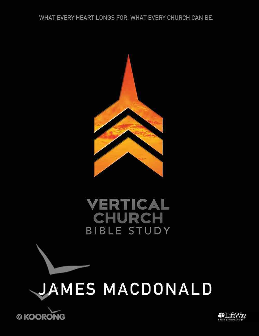 Vertical Church (Member Book) Paperback