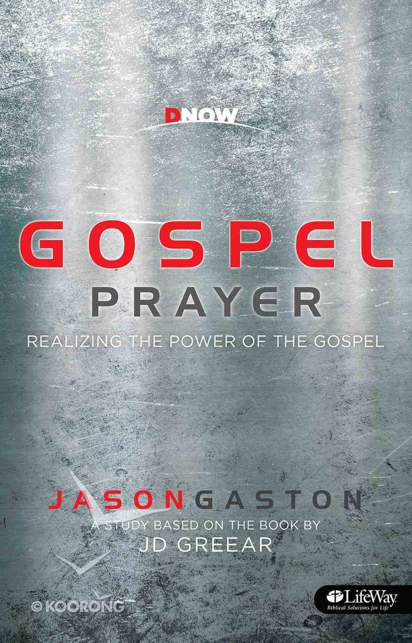 Gospel Prayer (Student Booklet) Paperback