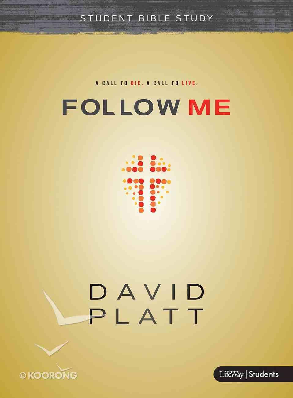 Follow Me (Student Participants Book) Paperback