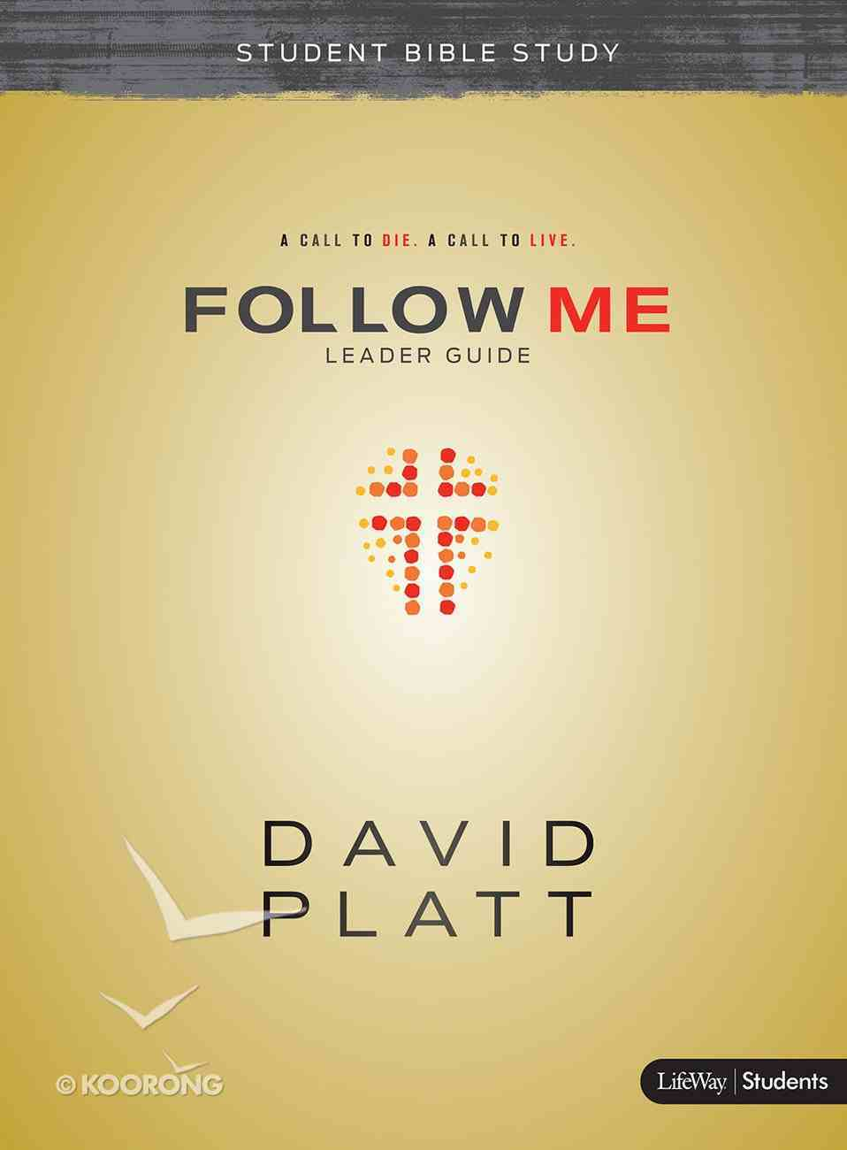 Follow Me (Student Leaders Guide) Paperback