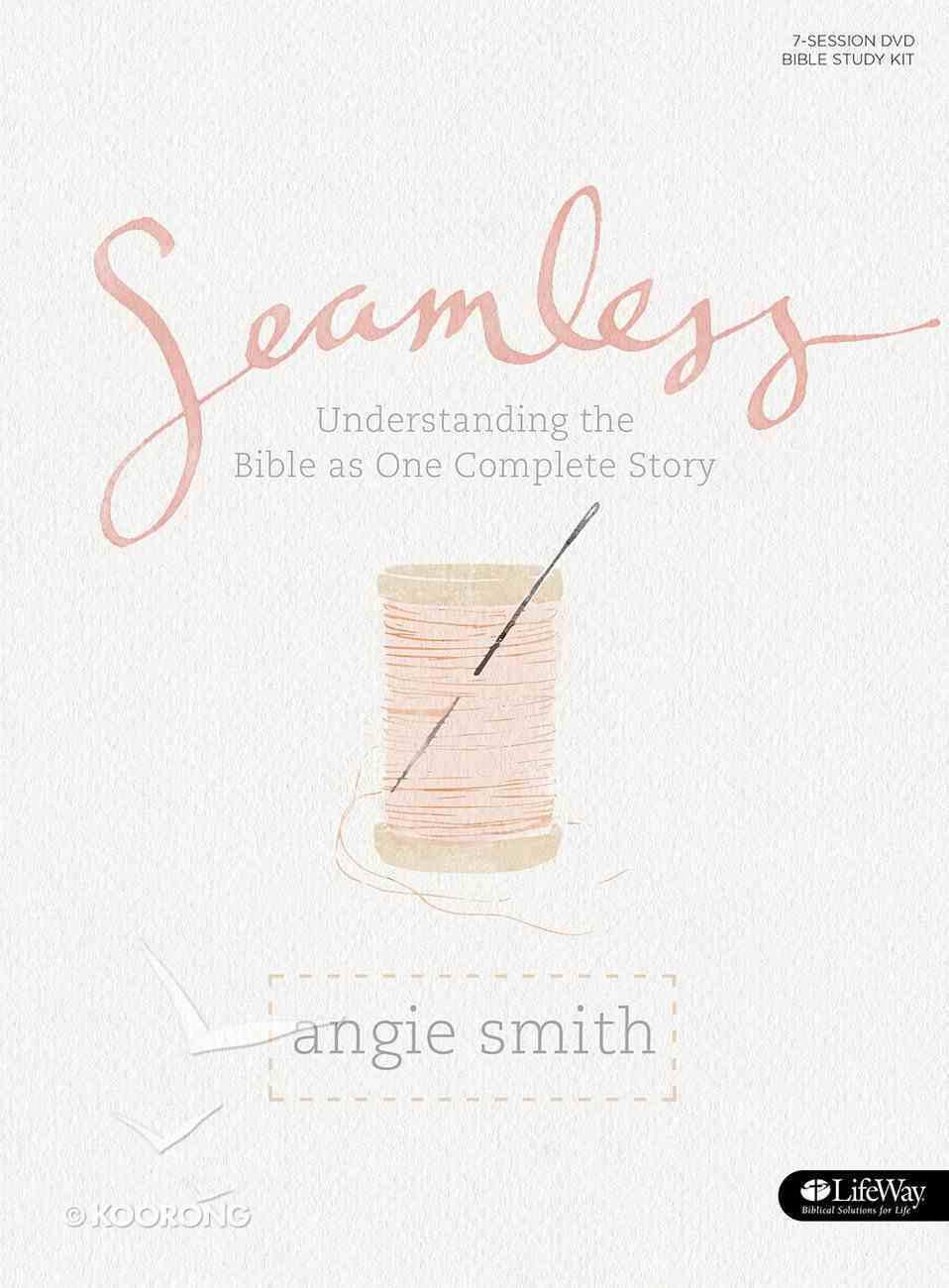 Seamless (Member Book) Paperback