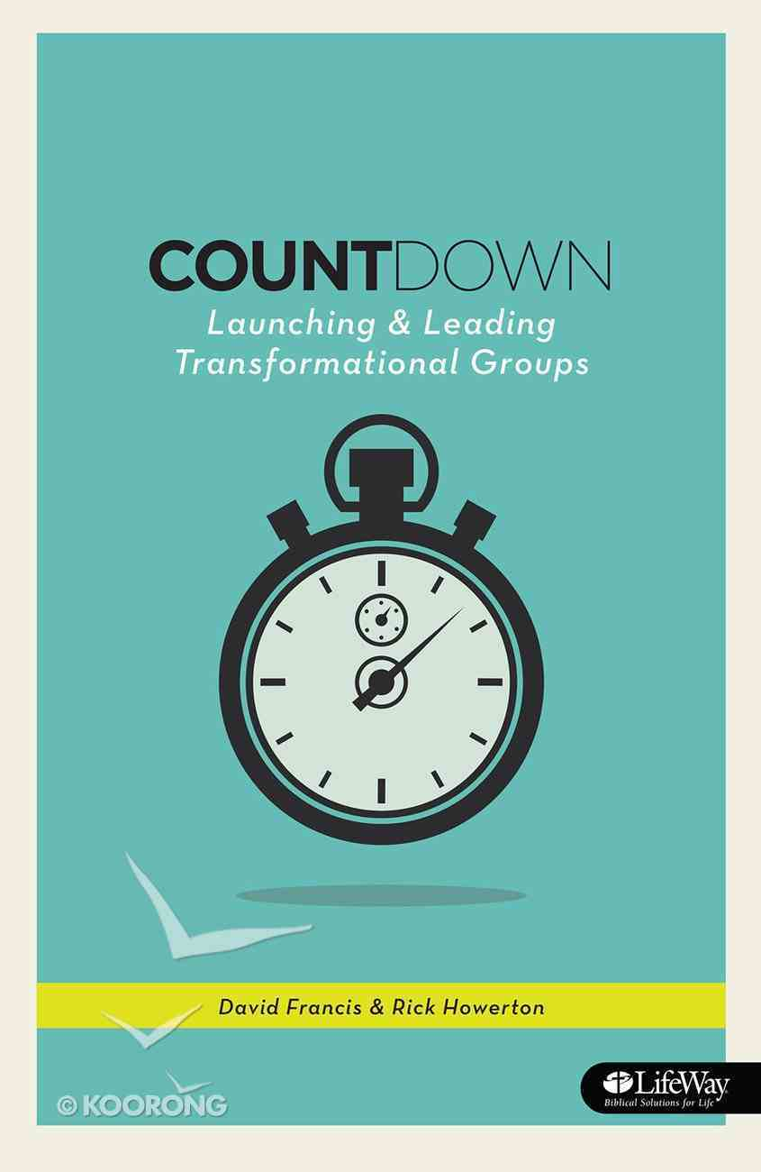 Countdown Paperback