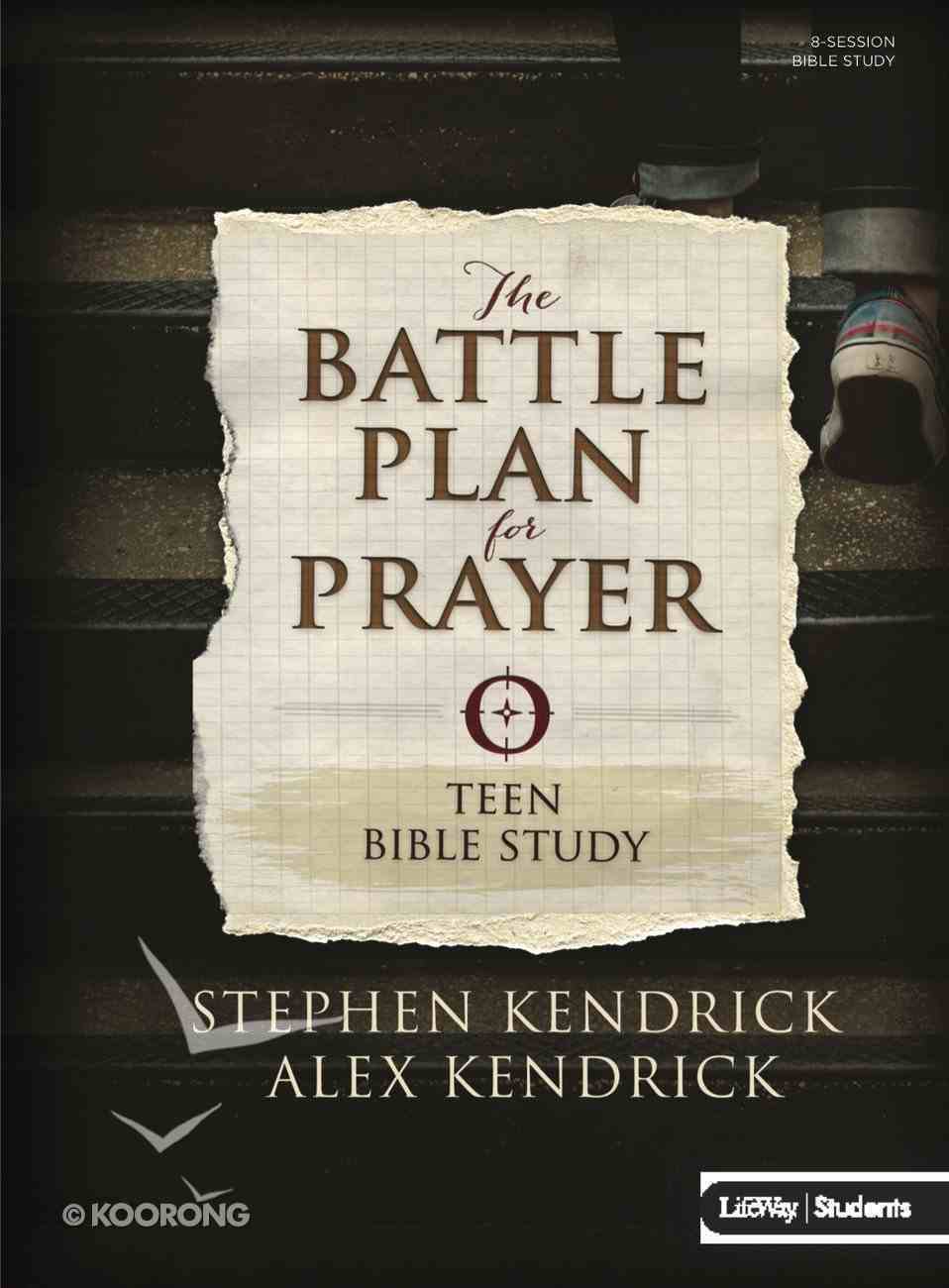 Battle Plan For Prayer (Student Bible Study) Paperback