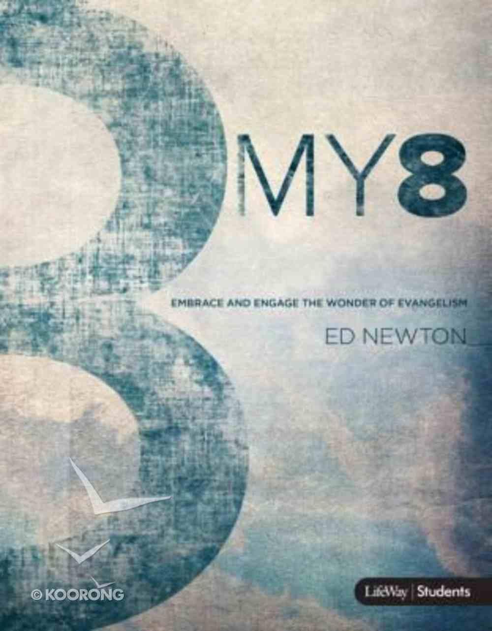 My 8 (Member Book) Paperback