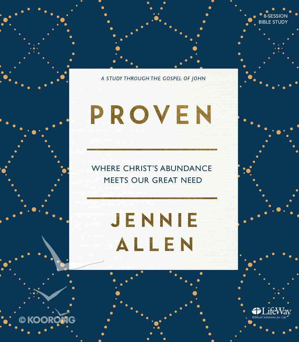 Proven (Bible Study Book) Paperback