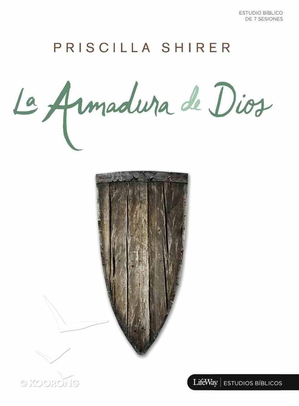 La Armadura De Dios (Armor Of God - Bible Study Book) Paperback