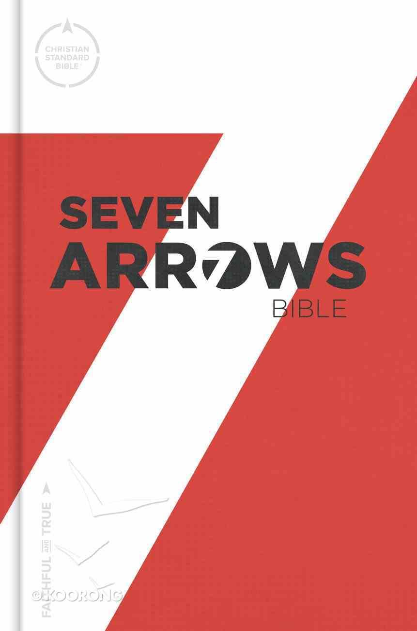 CSB Seven Arrows Bible Hardback