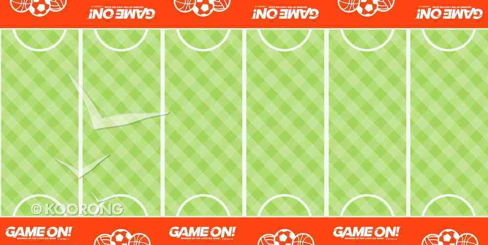 Tablecloths (2 Pack) (Vbs 2018 Game On! Series) Soft Goods