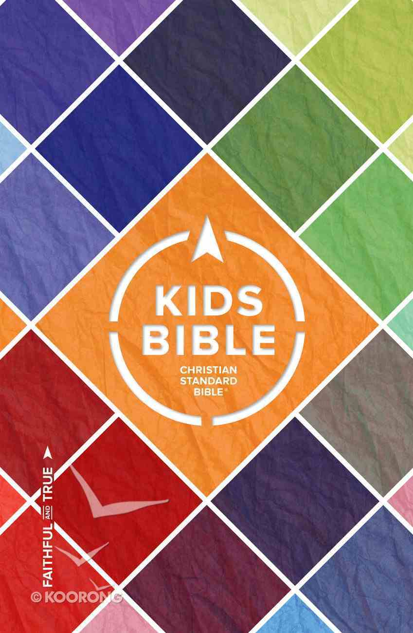 CSB Kids Bible Hardback