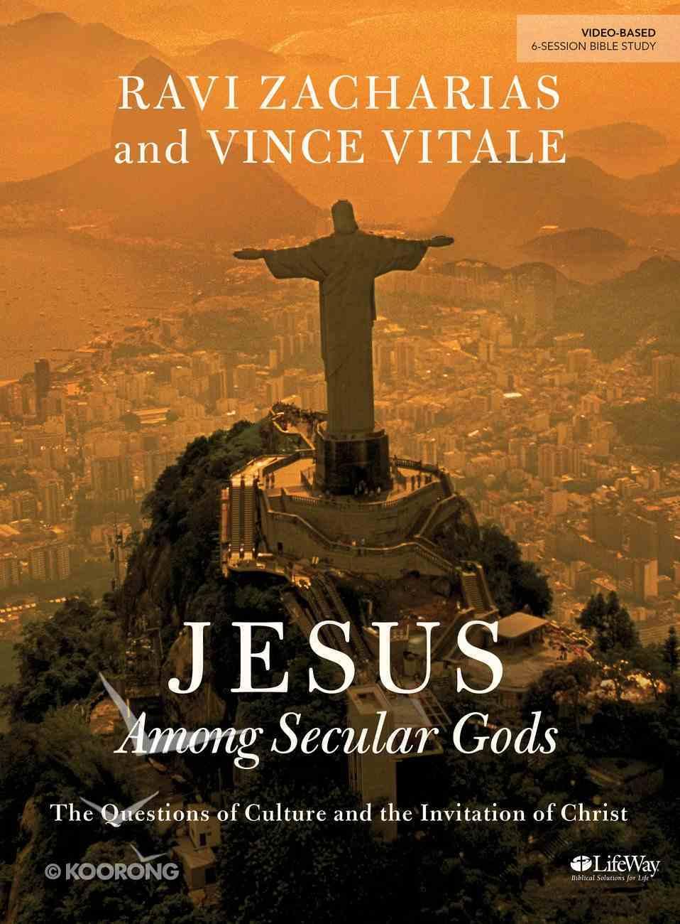 Jesus Among Secular Gods (Bible Study Book) Paperback