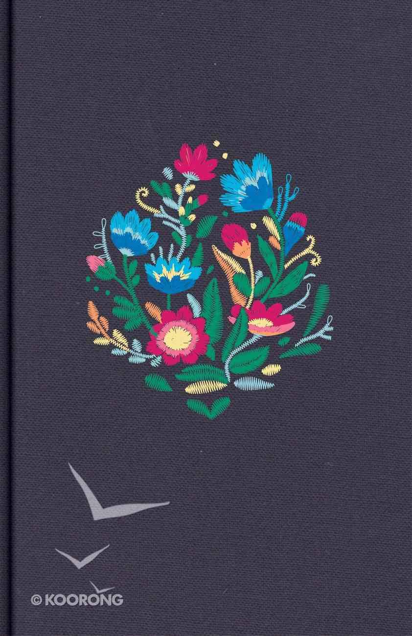 Nvi Biblia Letra Super Gigante Azul Con Indice (Super Giant Print Indexed) Hardback