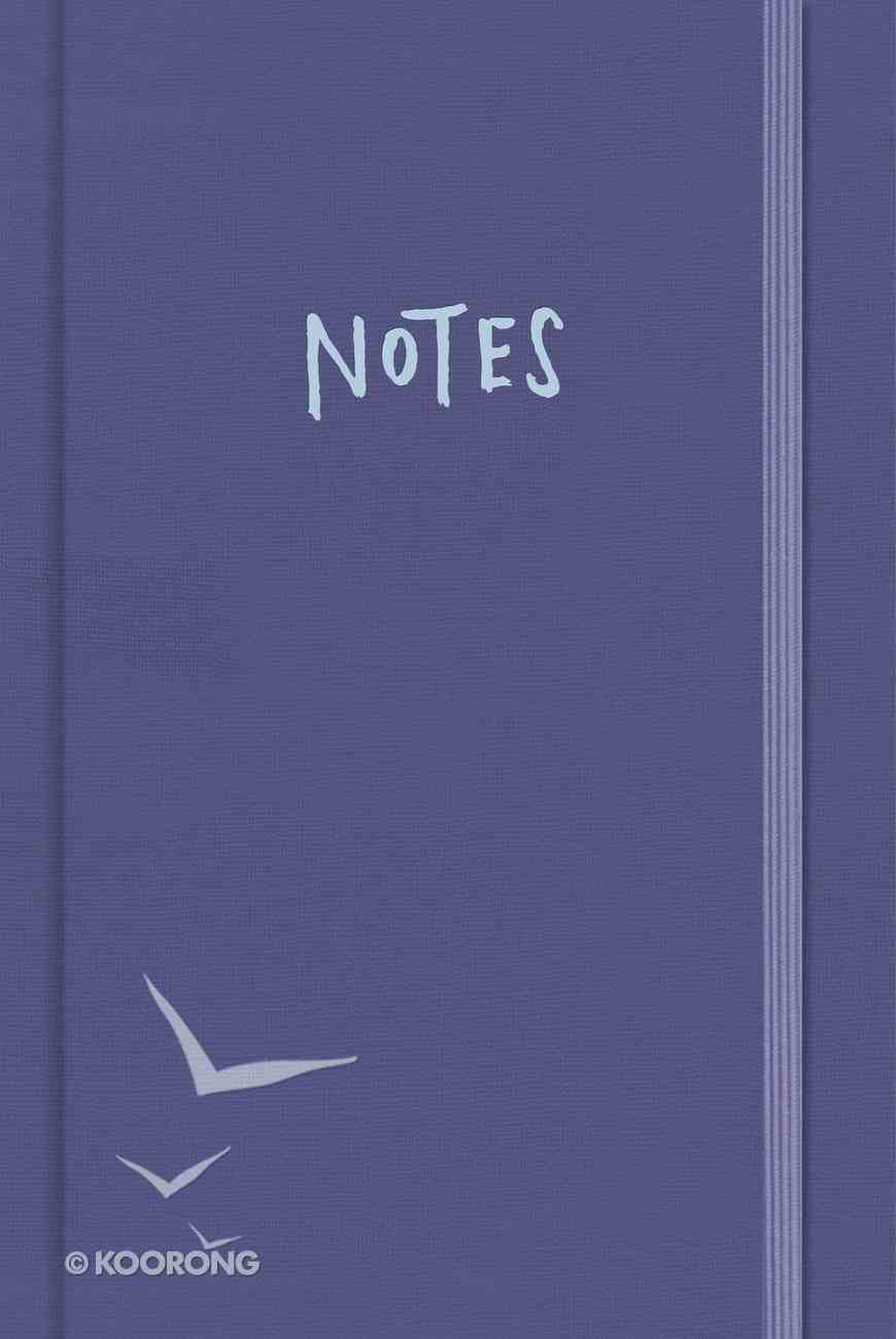Journal: Notes, Sermon Notes Journal With Elastic Band, CSB Verse on Every Page Hardback