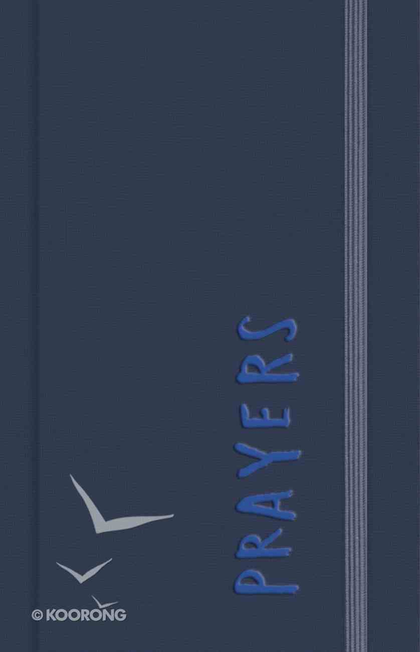 Journal: Prayers, Prayer Journal With Elastic Band, Templated For Prayers Hardback