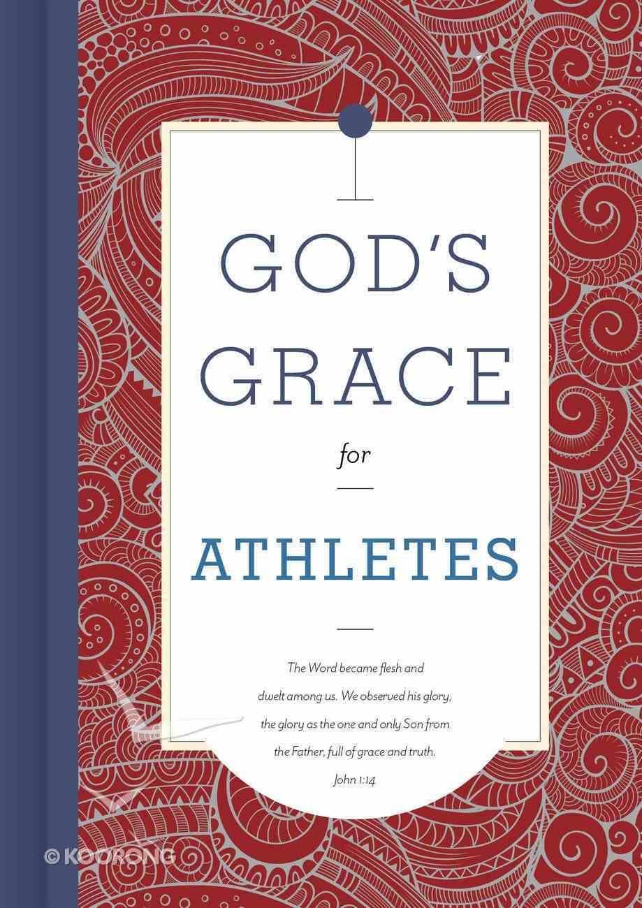God's Grace For Athletes (God's Grace For You Series) Hardback