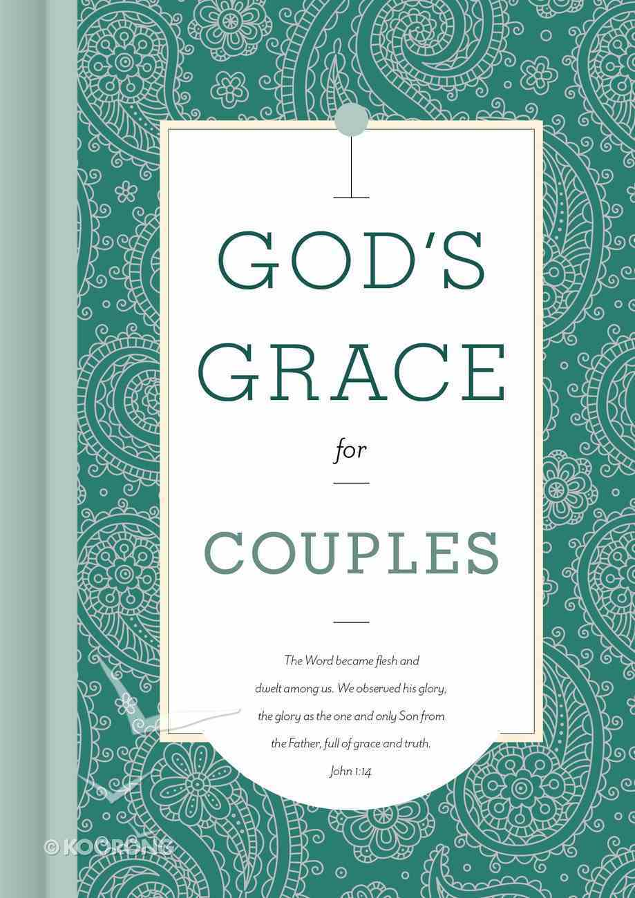 God's Grace For Couples (God's Grace For You Series) Hardback