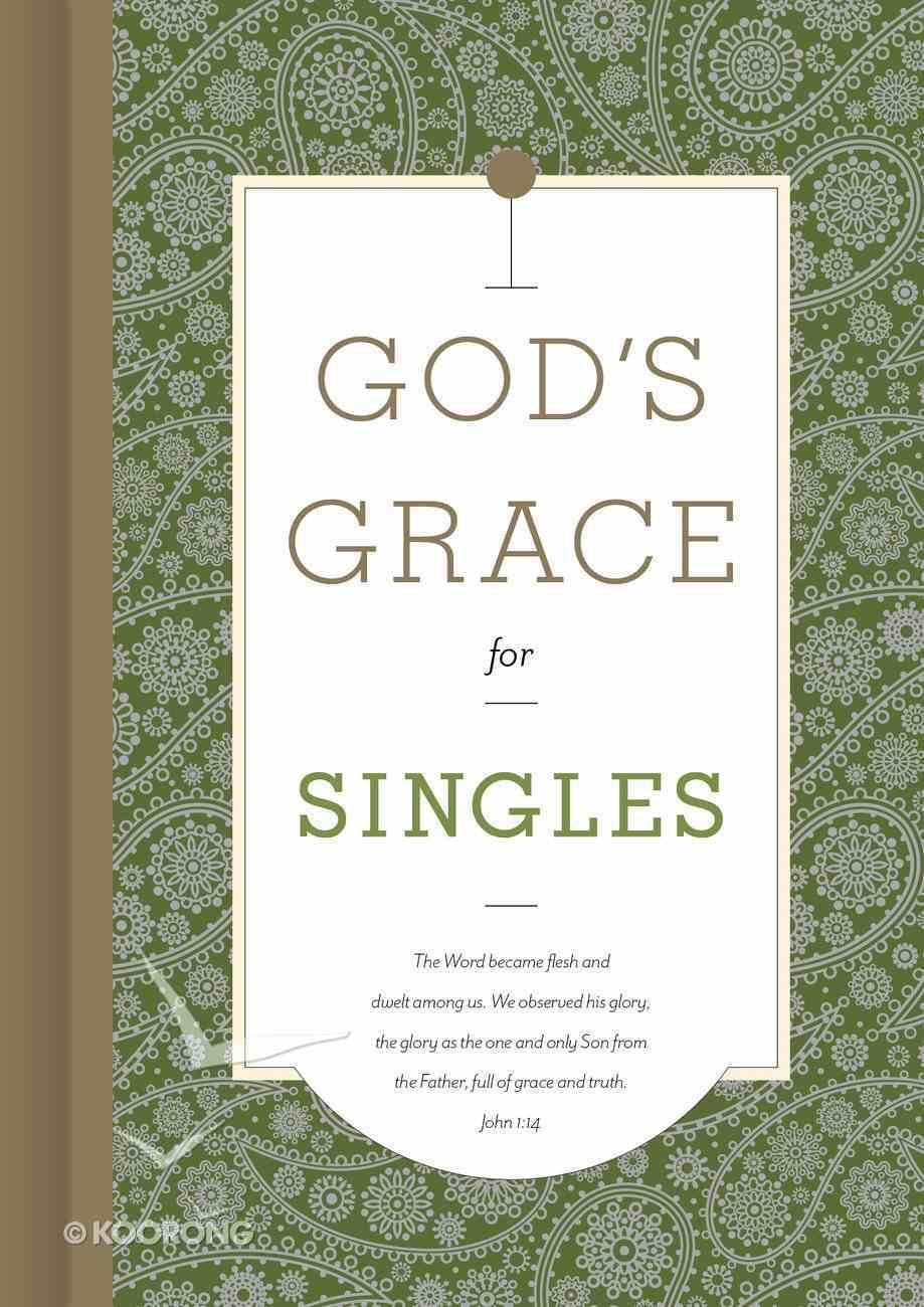 God's Grace For Singles (God's Grace For You Series) Hardback