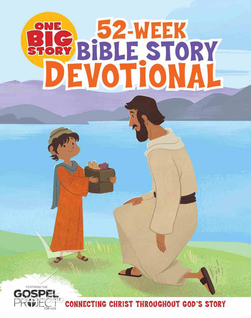 One Big Story 52-Week Bible Story Devotional Hardback