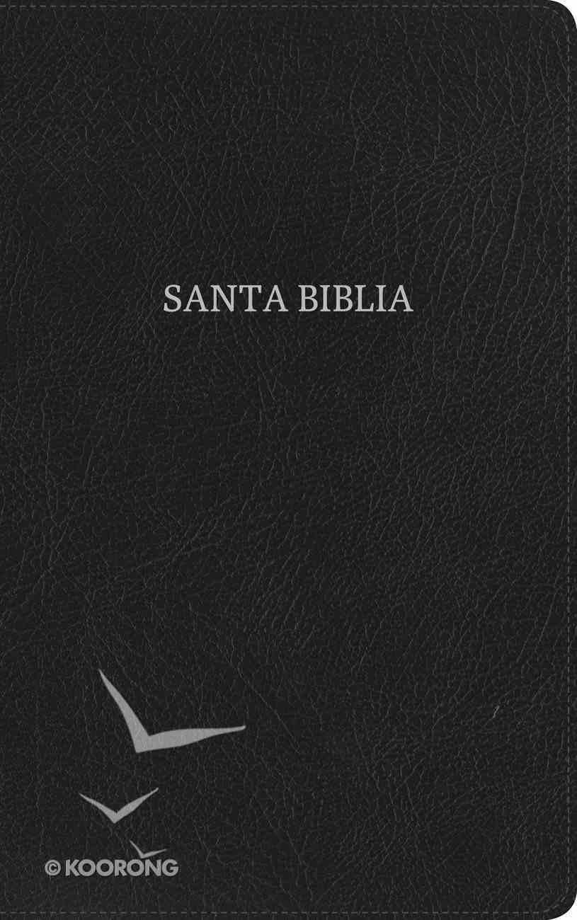 Nvi Biblia Ultrafina Negro Bonded Leather