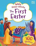 Bible Sticker Activity: The First Easter Paperback