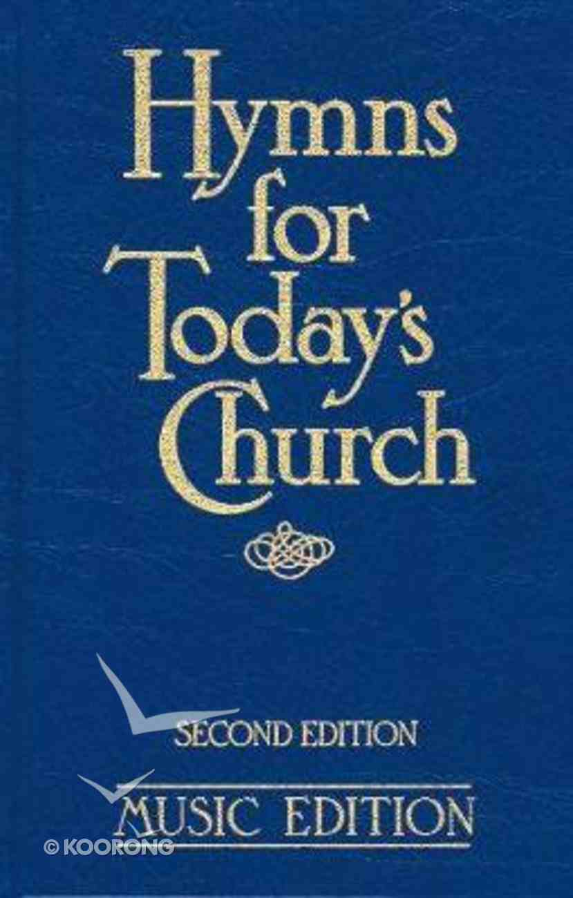 Hymms For Today's Church Music Hardback