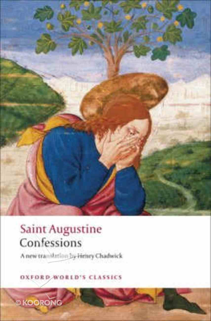 The Confessions (Oxford World's Classics Series) Paperback