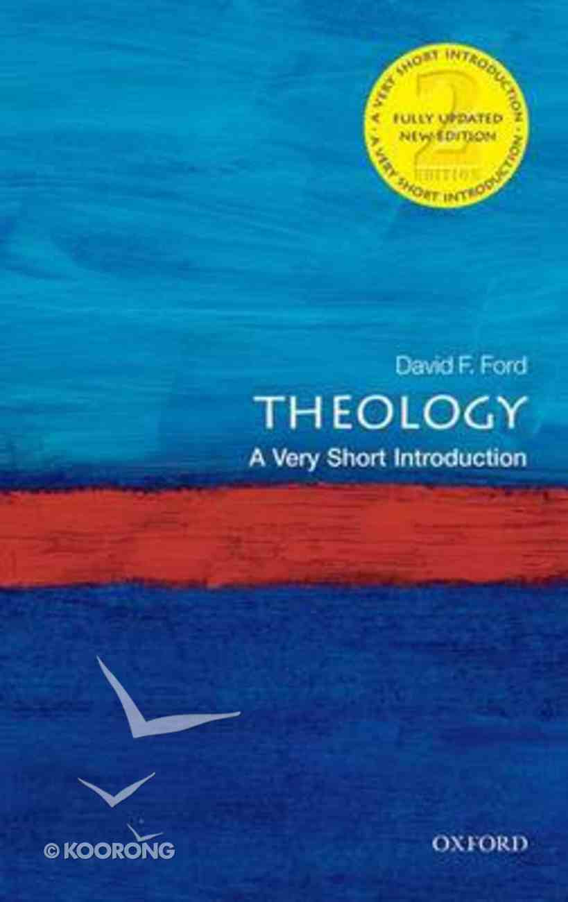 Theology: A Very Short Introduction Paperback