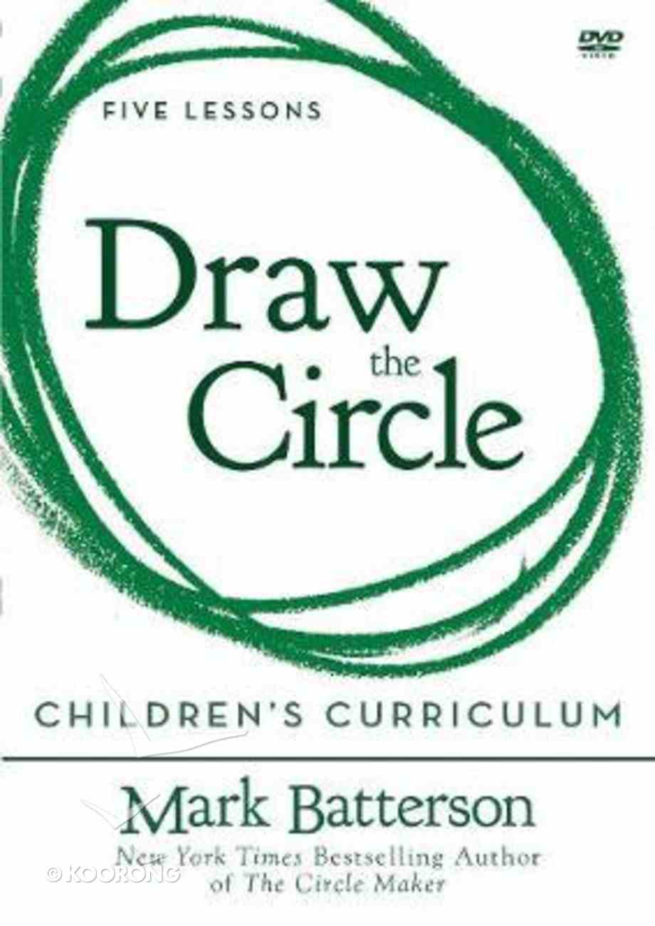 Draw the Circle: Taking the 40 Day Prayer Challenge (Children's Curriculum) DVD