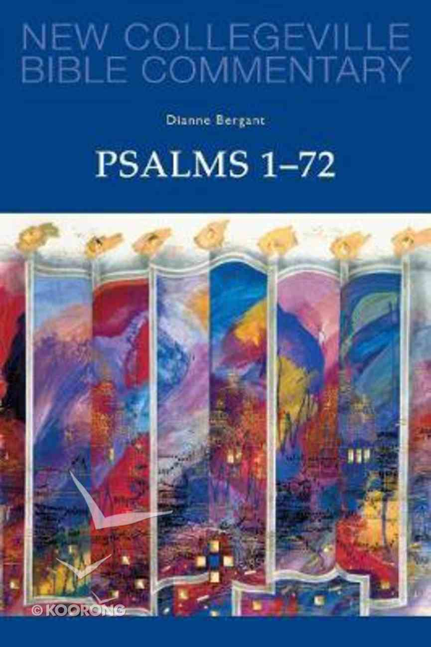 Psalms 1-72 (Volume 22) (New Collegeville Bible Commentary Series) Paperback