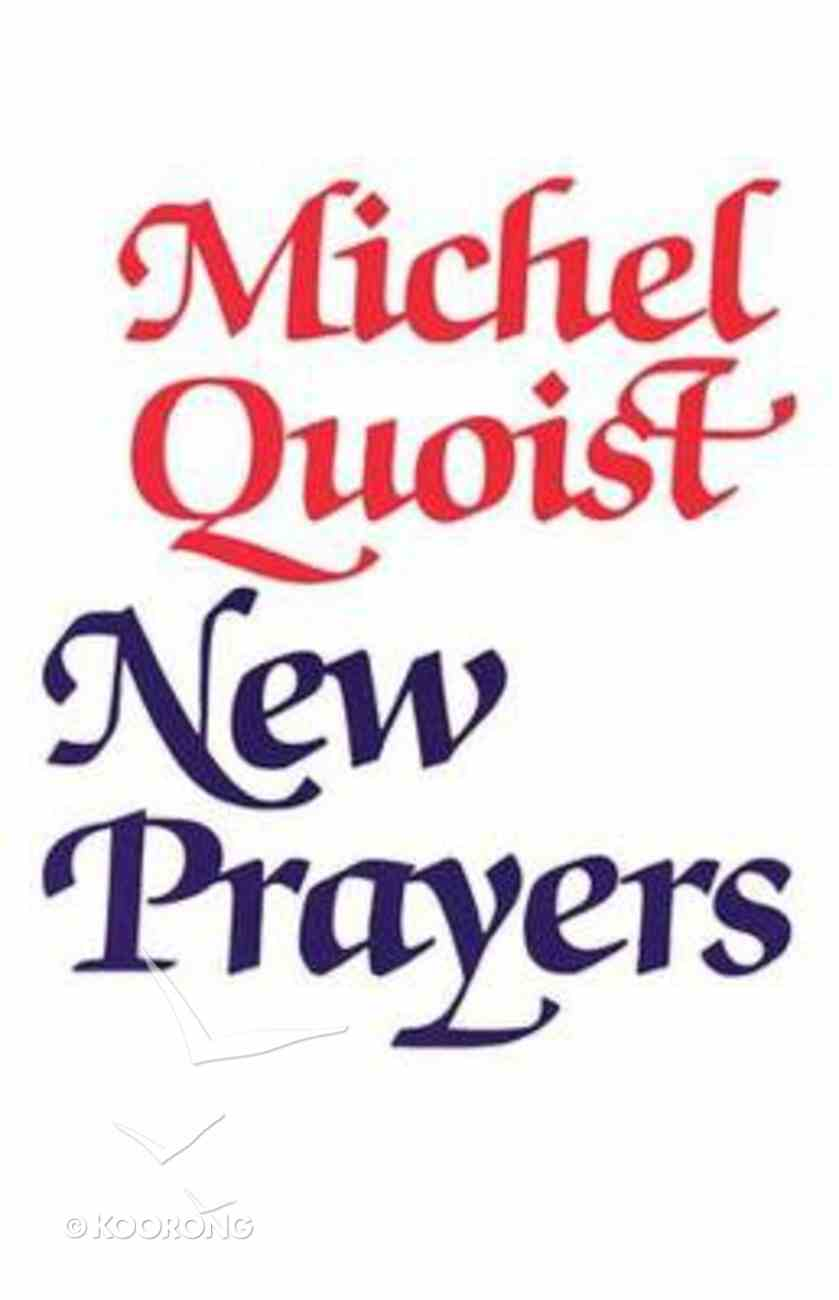 New Prayers Paperback