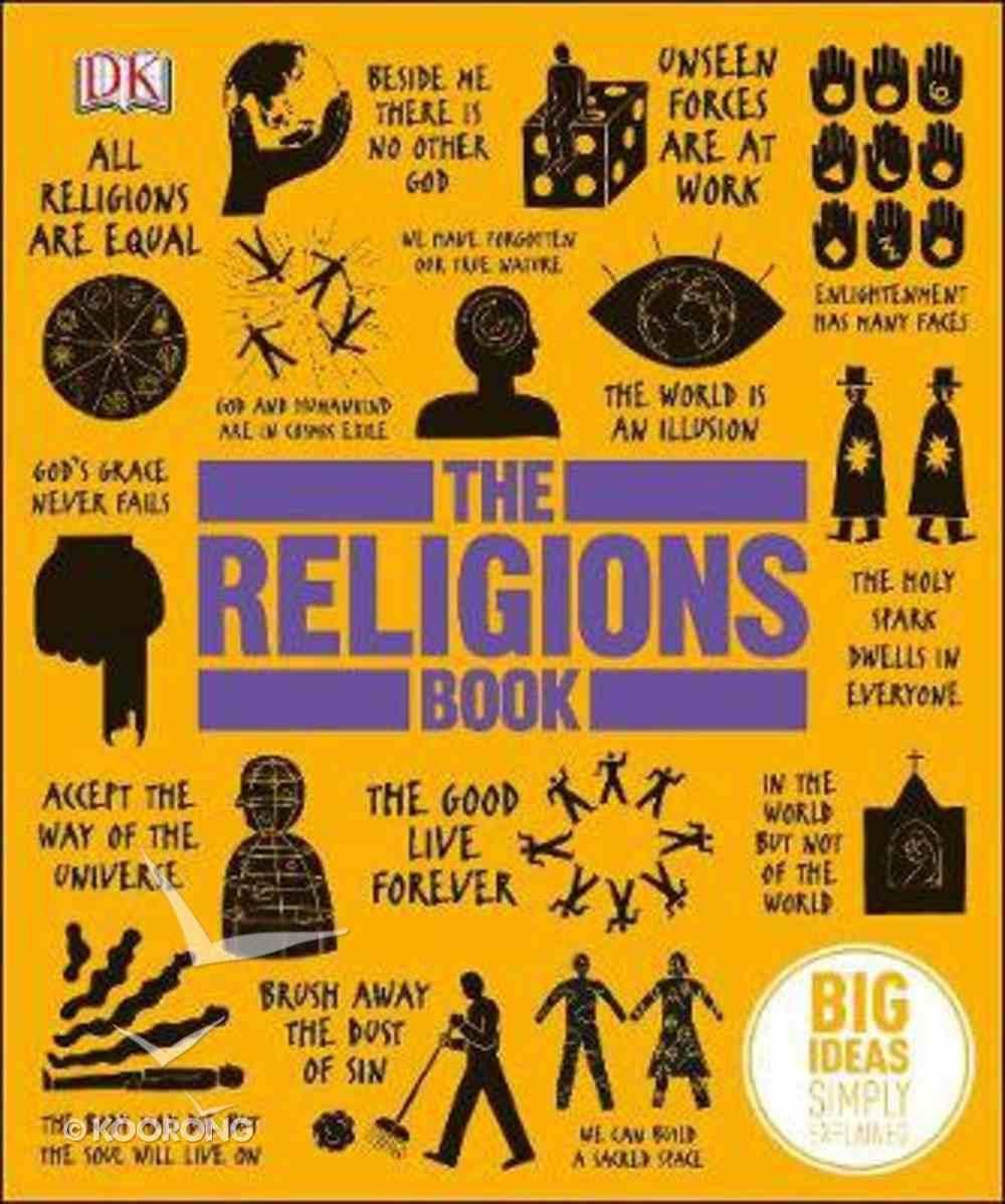The Religions Book Hardback
