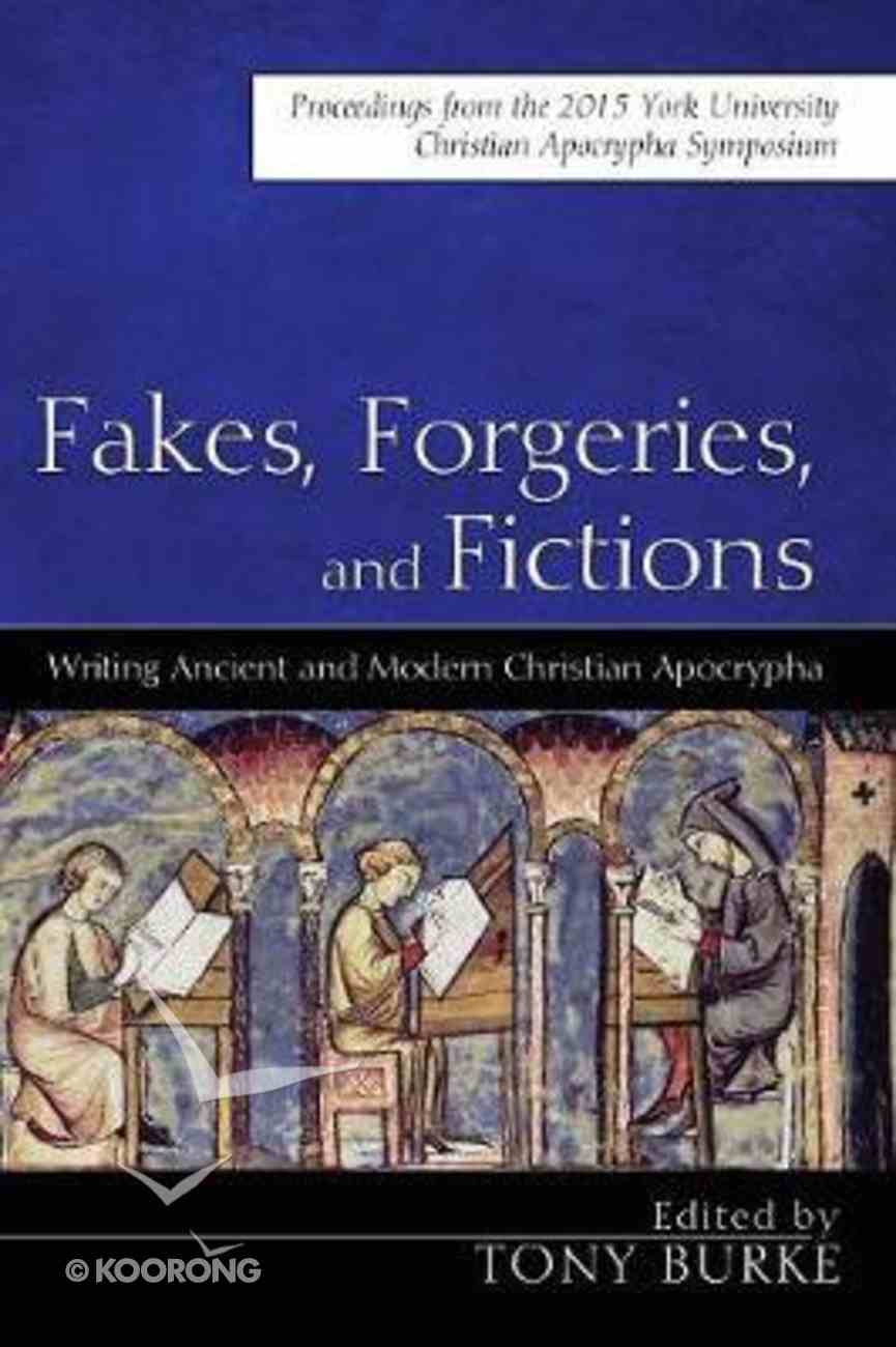 Fakes, Forgeries, and Fictions Paperback