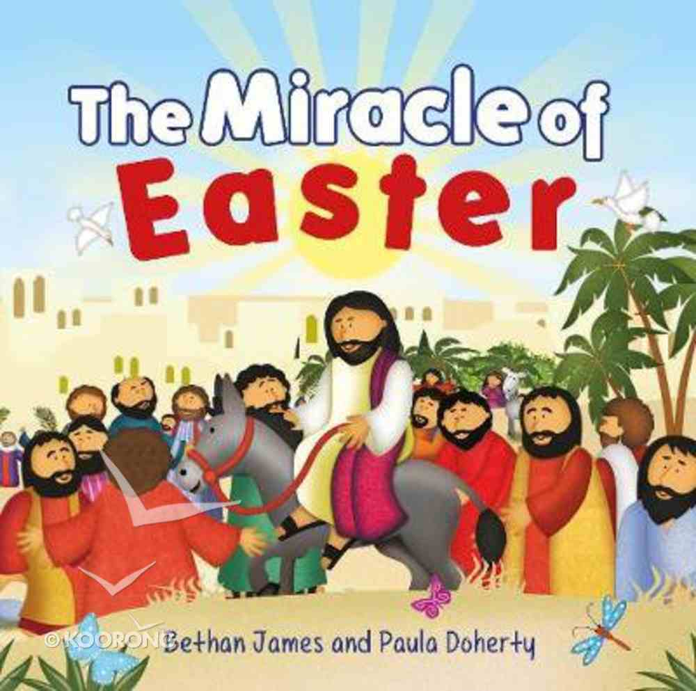 The Miracle of Easter: Easter Mini Book Paperback