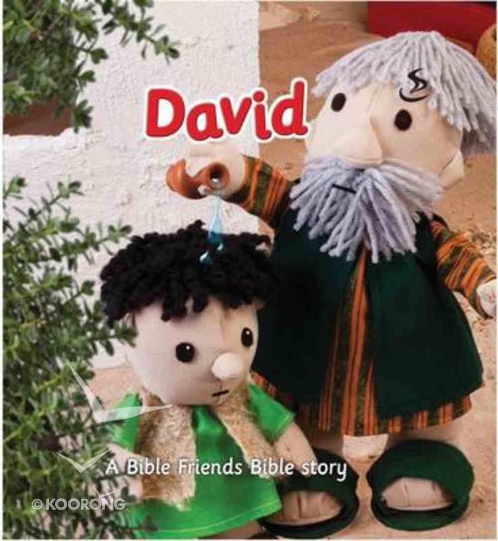David (Bible Friends Series) Paperback