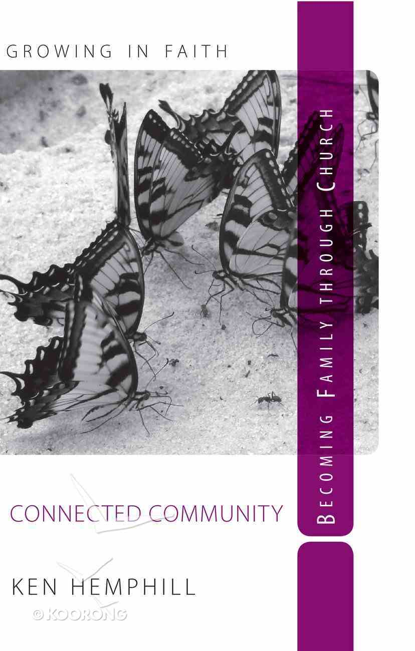 Connected Community Paperback