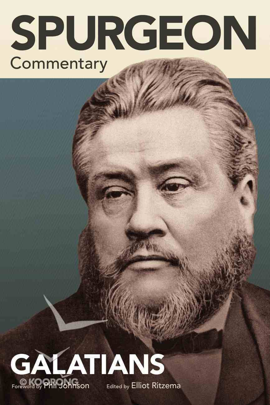 Galatians (Spurgeon Commentary Series) Paperback